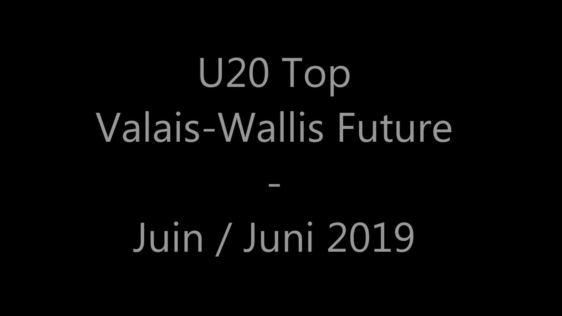 Entraînement sur glace pour les U20 Top Valais-Wallis Future 🥵. Dès début juin, les…